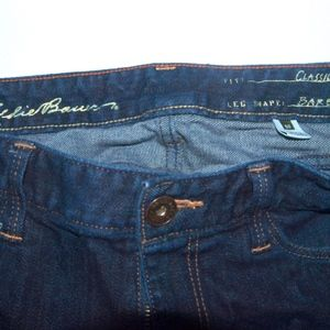 Eddie Bauer Jeans - Eddie Bauer Classic Jeans Barely Boot Cut Size 6S
